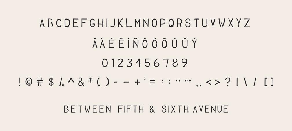 margaux-typeface